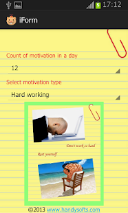 Ideal life motivation (Diet) - screenshot thumbnail