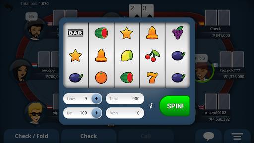 Appeak u2013 The Free Poker Game  screenshots 7