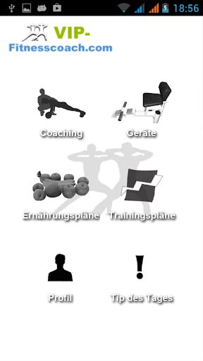 VIP-Fitnesscoach