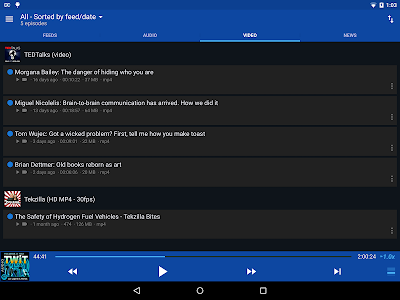 DoggCatcher Podcast Player v1.2.4060