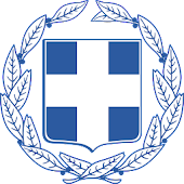 Greece Coat Arms LWP 3D