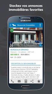 Bourse de l'Immobilier- screenshot thumbnail