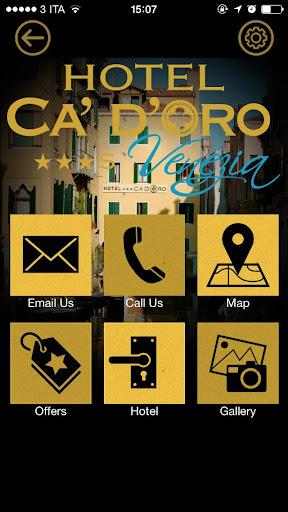 Hotel Ca' D'oro Venice