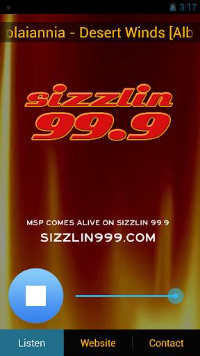 KSIZ Sizzlin 99.9