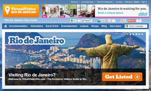 Virtual Visitor Rio de Janeiro