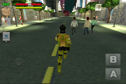 Ninja Rage - Open World RPG  screenshots EasyGameCheats.pro 2