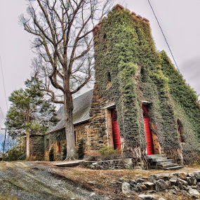 by Stacy Knighton - Buildings & Architecture Decaying & Abandoned