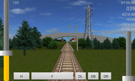 Train Driver - Train Simulator  screenshots 7