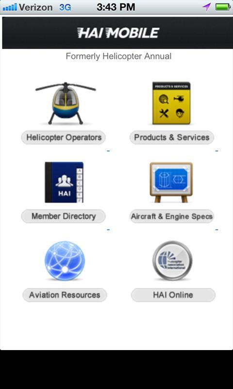 HAI Mobile- screenshot