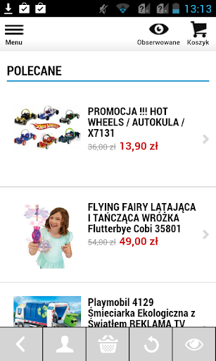 【免費購物App】DlaDzieciaczka.pl-APP點子