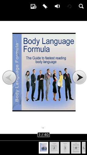 Body Language Formula