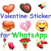 Valentine Sticker for WhatsApp