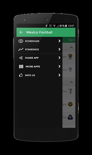 Mexico - App Football