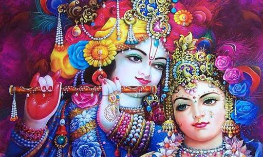 Radha Krishna HD Wallpapers 1.1 screenshots 2