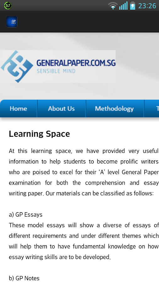 gce a level gp essays Cambridge international advanced subsidiary level 8004 general paper june 2012 principal examiner report for these qualities were evident in those essays which were.