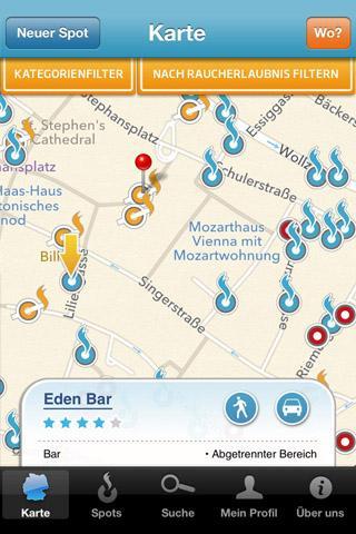 玩生活App|Smoke-Spots 2.0免費|APP試玩
