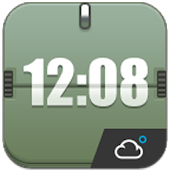 Flip Clock Weather Widget