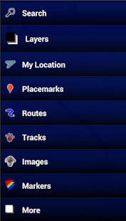 GPS Map - screenshot thumbnail