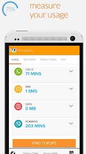 Mobile Recharge Plans & Packs - screenshot thumbnail