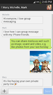 Textra SMS - screenshot thumbnail