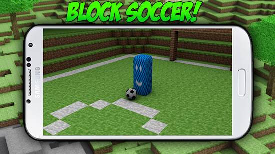 Pocket Block Soccer- screenshot thumbnail