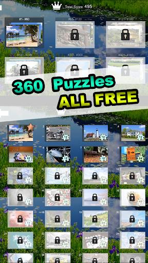 Jigsaw Puzzle 360 Free 1.0 Windows u7528 2