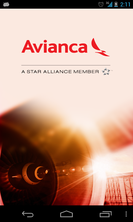 Avianca- screenshot