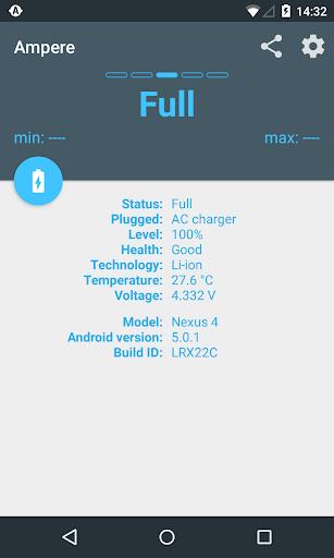 Ampere v3.11 screenshots 5