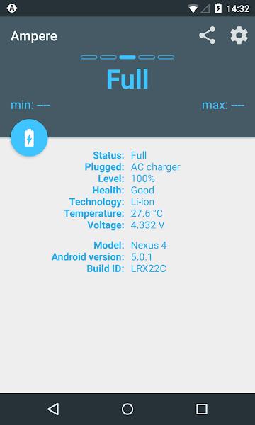 Ampere Pro Screenshot Image