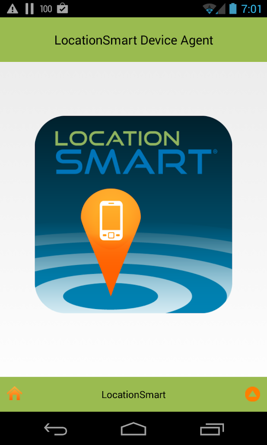 LocationSmart Device Agent- screenshot