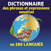 Dictionary in 180 languages