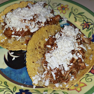 Chicken Tinga (Tinga de Pollo)