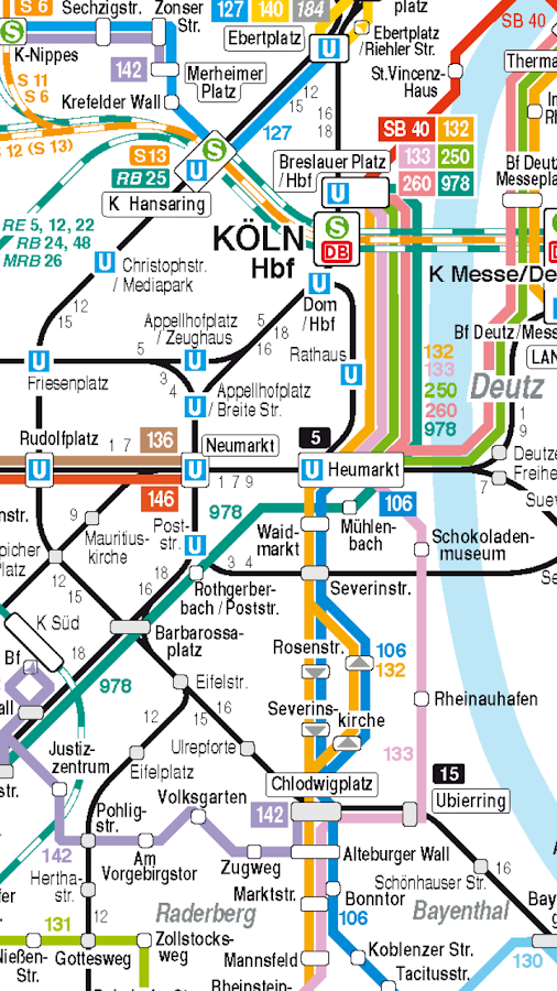 Köln City Guide- screenshot