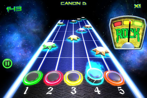 Rock vs Guitar Legends 2017 HD Screenshot