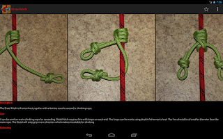 Screenshot of Useful Knots