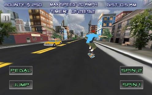 Extreme Skateboarding 3D Games