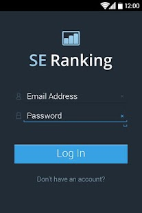 SE Ranking- screenshot thumbnail