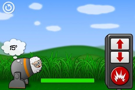 Sheep Cannon ! - screenshot thumbnail