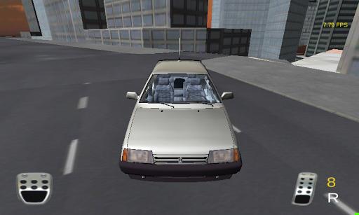 Racing Lada Volga
