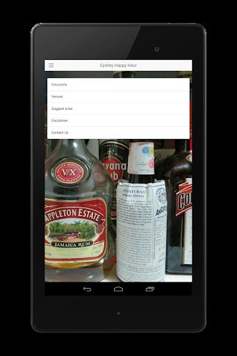 【免費生活App】Sydney Happy Hour-APP點子