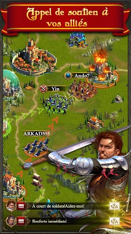android King's Empire Screenshot 0