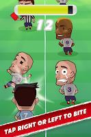Screenshot of Soccer Bite