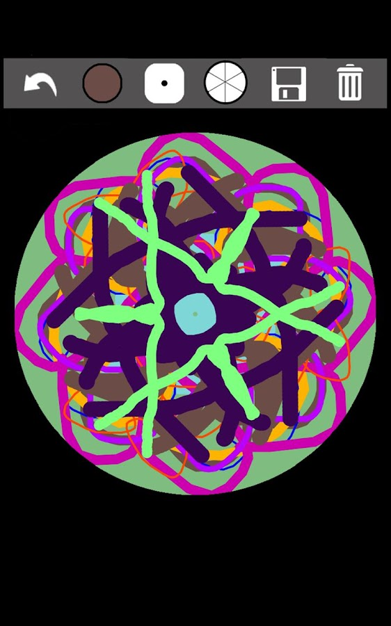 Mandalas FREE - screenshot