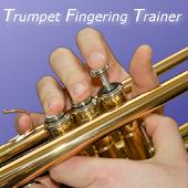 Trumpet Fingering Trainer