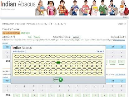 Digital Abacus screenshot