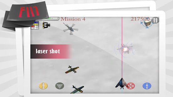 Sky Heroes free- screenshot thumbnail