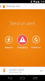 Motorola Alert Screenshot 1