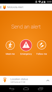 Motorola Alert Screenshot 1