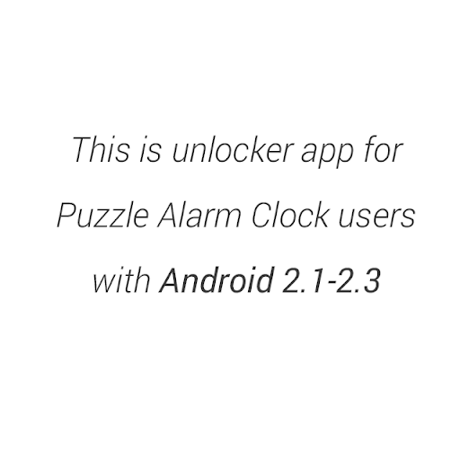 Puzzle 闹钟专业版