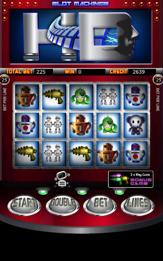 Slot Machines HD Screen Capture 1